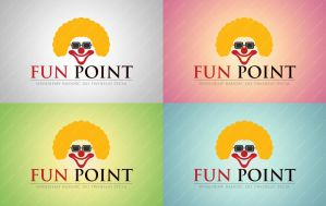 fun point logo03 by mikeandlex