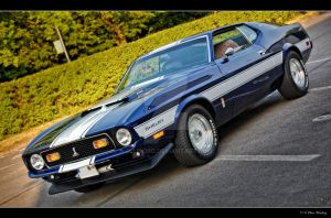 GT350 front by Ollidoro