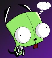 GIR invader zim xP by pUnkSTyle999