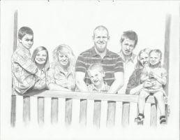 Family Portrait by RussellJackson