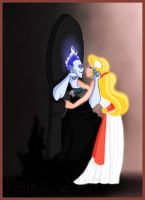 DISNEY: Hades and Persephone by happychild