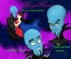 megamind is bad by dragon-master09