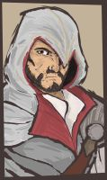 Ezio Auditore da Firenze by Adam-Leonhardt