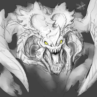 Cho'Gath Visual Update concept by LeFreaks