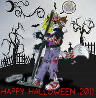 Happy Halloween 2011 by ShimaFox