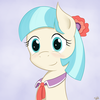 Coco Pommel by Pexpy