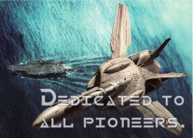Dedicated to all Pioneers, VF0 by fokkerfanjet