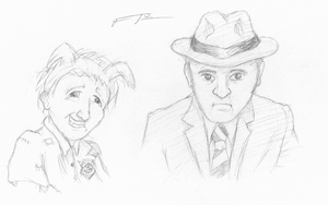 Sam and Max - Humanized by FrankRT