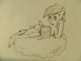 01 Reading Dash by saturdaymorningproj