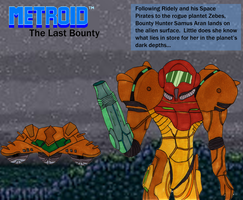 Metroid: The Last Bounty Page 1 by Kathalia
