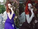 Portrait retouch of Faestock by passion-aesthete