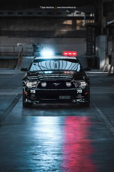 CHP Mustang V by AmericanMuscle