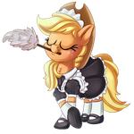 Southern maid by thediscorded