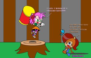 Amy should've done long ago... by MyMeloGal2