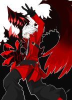 Ragna the Bloodedge by SeiKyo-Art