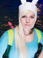 Finn Cosplay from Adventure Time by SNTP