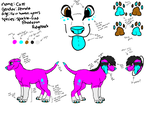 Cass Reference Sheet by CassMutt