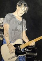 Johnny Depp - The Kid by shaman-art