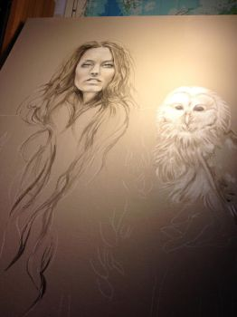 another WIP by christiana