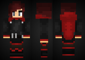 Ruby Skin Preview by mineskinz