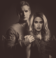 Carlisle Cullen Rosalie Hale by N0xentra
