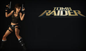 Lara Croft Legend by Rockeeterl