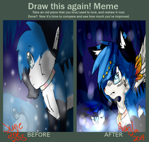 Before and After Meme..what is this- by snickIett