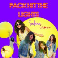 Pack Selena Gomez Hit The Lights by ElizaEdiitions