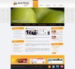 matrix Technologies by webdziner