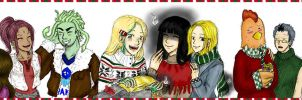WW Senior Christmas by pilviQ