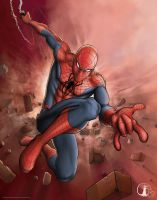 Spiderman by DavidFloresM