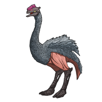 Moa 1 by TDSpiral