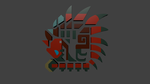 Monster Hunter Rathalos Icon by Mikey-Spillers