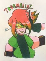 Tourmaline by PoorArtistGirl27