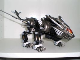 Blade Liger Black Impact by ITman496