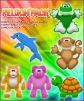 Peluch'Pack by Kavel-WB