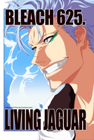 Bleach 625 - Grimmjow by carl1tos