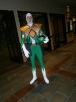 Green Ranger by enterprisedavid