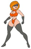 not-elastigirl-stand flats by kilowatts62