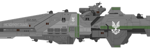 UNSC Independent Crusader by IncarnateFirefly