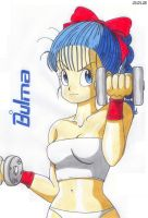 Fitness Bulma by The-BulmaLover