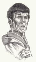 Spock by chalyss