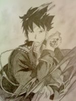 Roy Mustang by nappyboy67