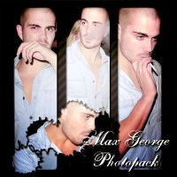 #Photopack Max George 001 by MoveLikeBiebs