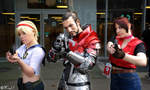 Sherry and Claire with Leon C. Shepard! by ladykobra