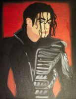 Michael Jackson, Bad by Jaimz04