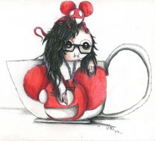 Sonny In A Tea-Cup by LittleSkrillexKid