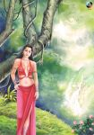 Sheera in the Woods by vijay-dffrnt
