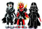 New Medabots by LadyBee-Moy