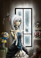 dollhouse by MeganMissfit